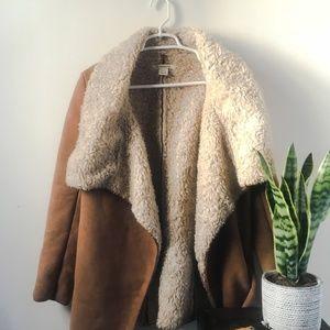Nasty Gal - Penny Lane Sherpa Coat